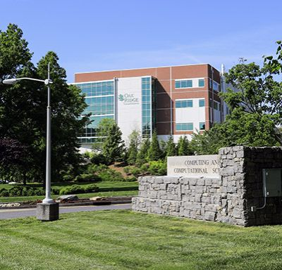 Photo: ORNL outside view